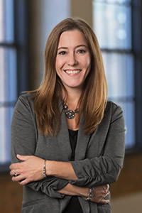 Sarah Bukowski, Legal Assistant<