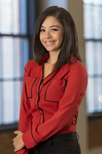 Dominique Mills, Legal Assistant<