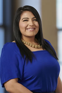 Araceli Castro Montes, Paralegal<