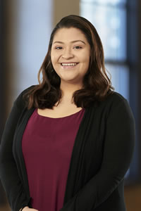 Stacey Alvarado, Legal Assistant<