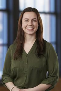 Caitlin Wiebusch, Legal Assistant<