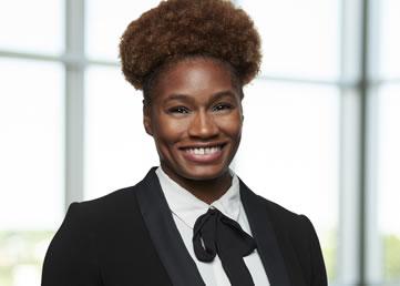 Courtney Washington, Attorney<