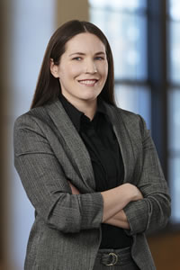 Sarah Antrim, Legal Assistant<