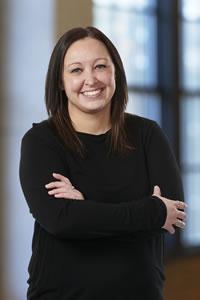 Taija Pietz, Legal Assistant<