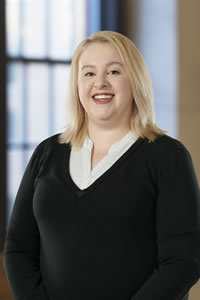 Danielle French, Paralegal<